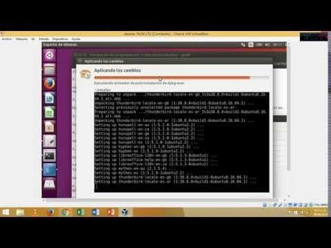 Vídeo tutorial donde muestro que hacer después de instalar ubuntu 16.04, sobre…