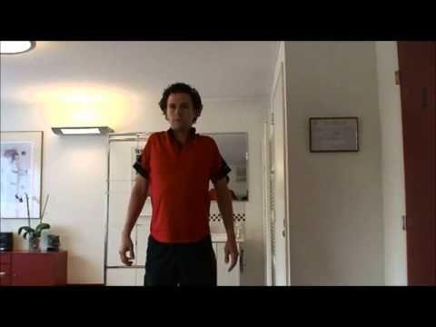 'Mobiliserende nekoefeningen' - YouTube