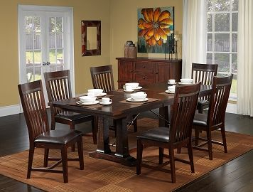 Dining Room Furniture-The Hayden Collection-Hayden Table