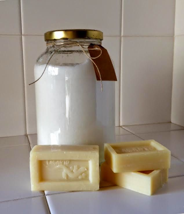 17 mejores ideas sobre jabon casero para lavadora en - Fabricar jabon casero ...