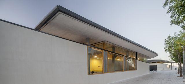 Xavier Tragant > Biblioteca y Archivo Histórico de Sant Fruitós de Bages #architecture