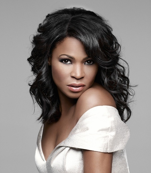 Miss Nia Long | Confidence Rockers | Pinterest | Nia long, Long hairstyle and Mid length hair