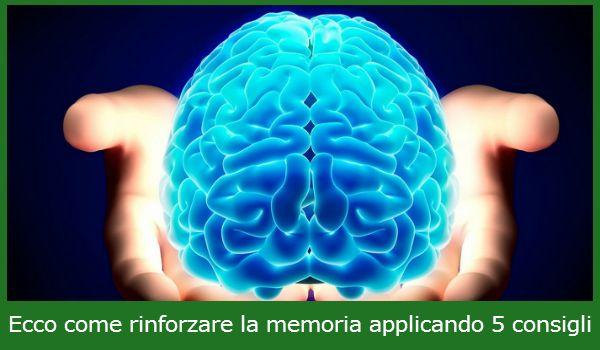 Ecco come rinforzare la memoria con 5 esercizi