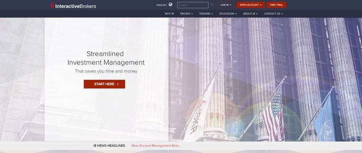 Interactive Brokers Review - Detailed Appraisal of Interactive Brokers: Interactive Broker is a brokerage enterprise that is preferred by expert traders