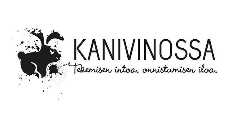 www.ninavirtanen.fi Logon suunnittelu ja toteutus. www.kanivinossa.blogspot.fi