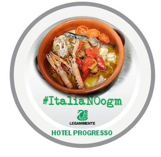 #ItaliaNOogm #LegambienteMarche