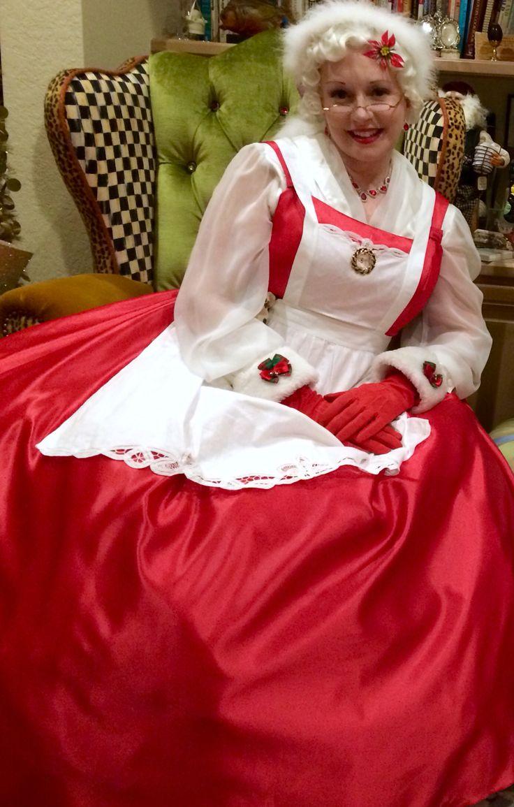 Jennifer Ramsey as Mrs. Claus
