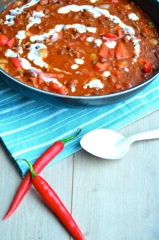 Chili Con Carne -