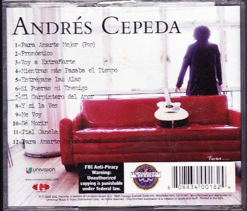 | Andres Cepeda Andres Album ...ahhh;-)