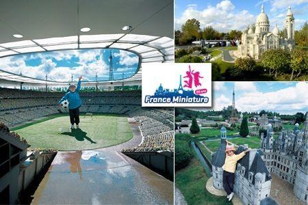 Entrée gratuite France miniature - Les bons plans de Gandalf