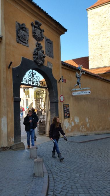 Toy Museum in Prague - a wonderful place to take your kids to!