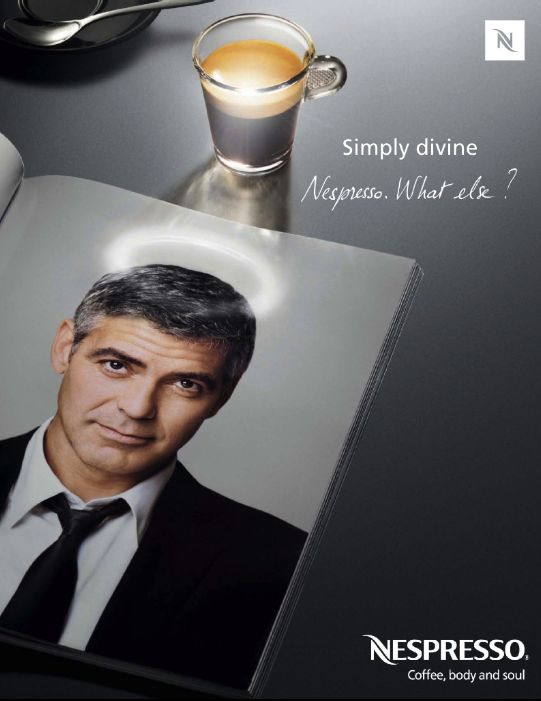 604 best images about nespresso what else on pinterest iced coffee espres - Georges clooney what else ...