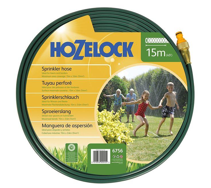 Hozelock Sprinkler Hose, 15 m >>> Click on the image for additional details. #Gardening