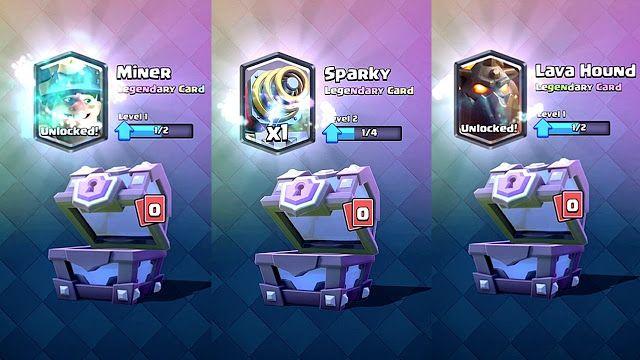 3 Cara Mendapatkan Legendary Card di Clash Royale
