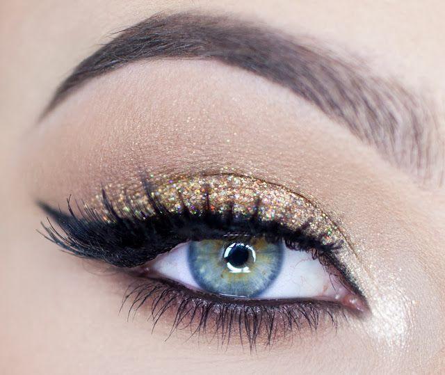 Katosu - Extra: ** Brokatowy makijaż na Studniówkę, Święta i Sylwestra **