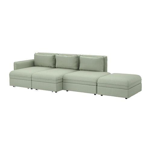 Bett Sofa Kombination : ... on Pinterest  Sectional sofas, High windows and Modular sofa
