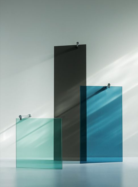 1000 images about shower screen on pinterest shower for Coloured glass panels