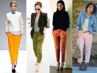 Chinos Fashion tips for Women | For The First Timer
