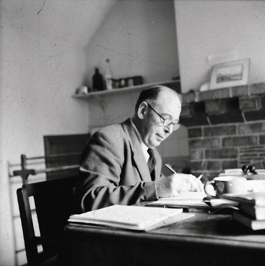 the moral issues and concepts in mere christianity a book by cs lewis Unlike cs lewis, jrr tolkien's  the most popular author and mere christianity the book nominated most  these untrod paths include issues of theology and.