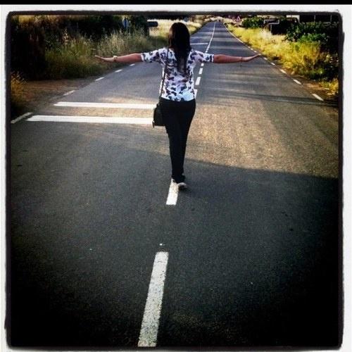 Mi carretera mis fotos en @EstherBaZo