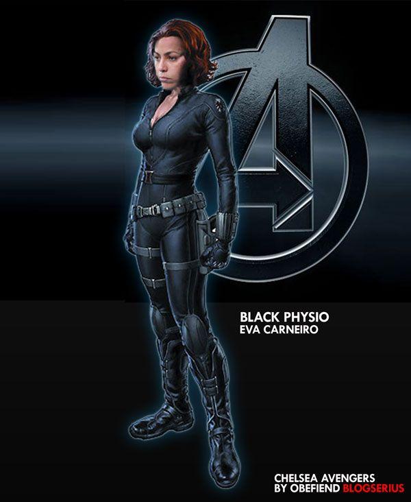 Eva Carneiro - Black Physio