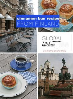 Global Kitchen: Cinnamon bun recipe from Finland via http://www.skimbacolifestyle.com/2012/10/cinnamon-bun-recipe-from-finland.html