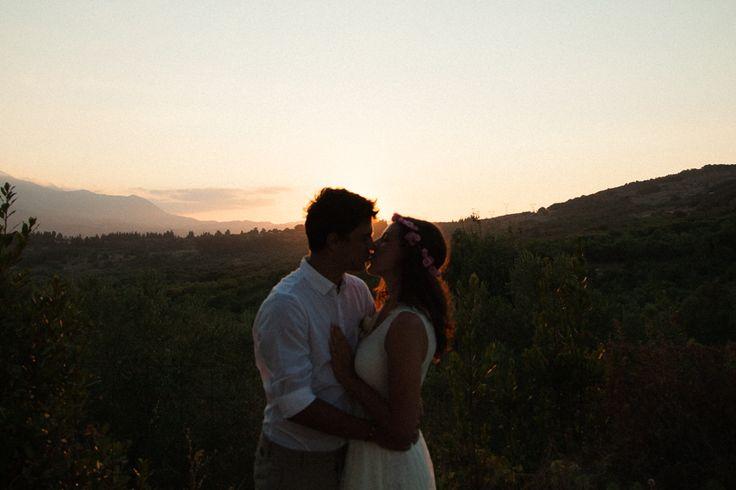 Wedding elopement in Crete   Crete for Love