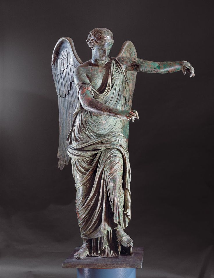 Santa Giulia City Museum | Turismo Brescia - The Winged Victory