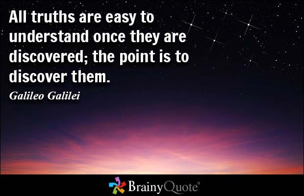 Galileo Galilei Quotes | Galileo quotes, Criminal minds ...