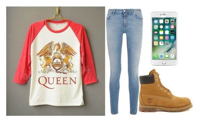 Thursday Outfit 4 by secrowenj on Polyvore featuring Givenchy and Timberland