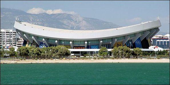 Κτίρια-σύμβολα της Αθήνας ΣΕΦ (Στάδιο Ειρήνης και Φιλίας)