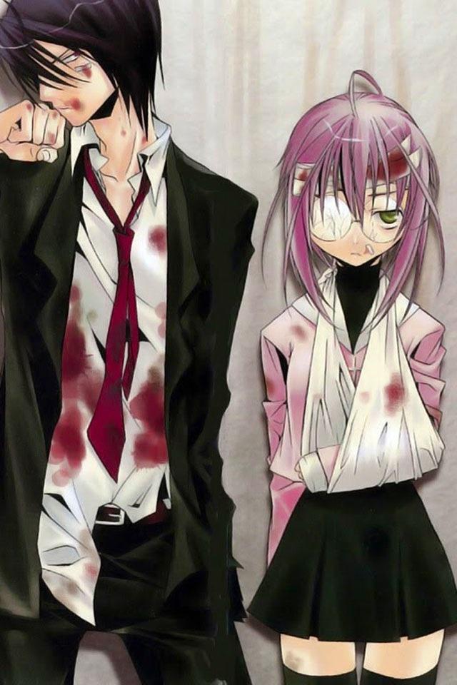 Zombie Loan Anime Pinterest Zombies