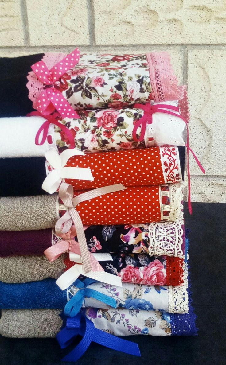 Handmade  towels