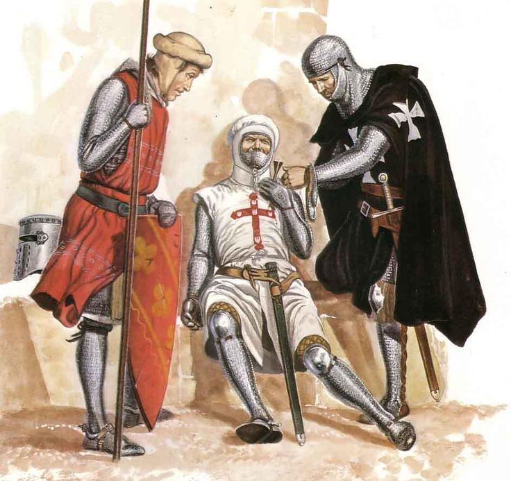 Military Orders and the Crusades: Knights Templar and Knights Hospitaller