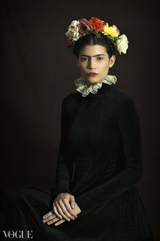 photography romina ressia <3 #inspired by #frida