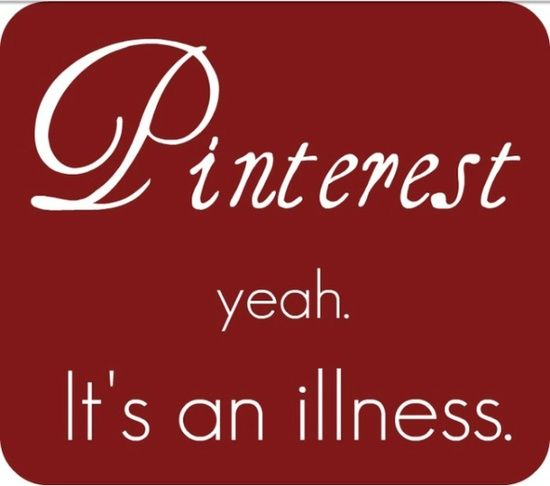 It's an illness.......