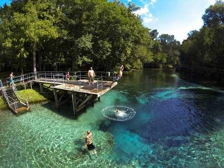 Blue Springs Fl State To Purchase From Private Owners