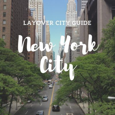 Layover City Guide | New York.