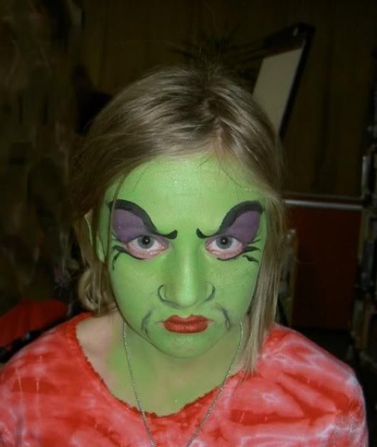 60 best Face Painting Halloween Witch images on Pinterest ...