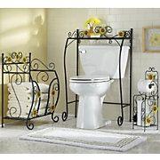 sunflower bathroom accessories