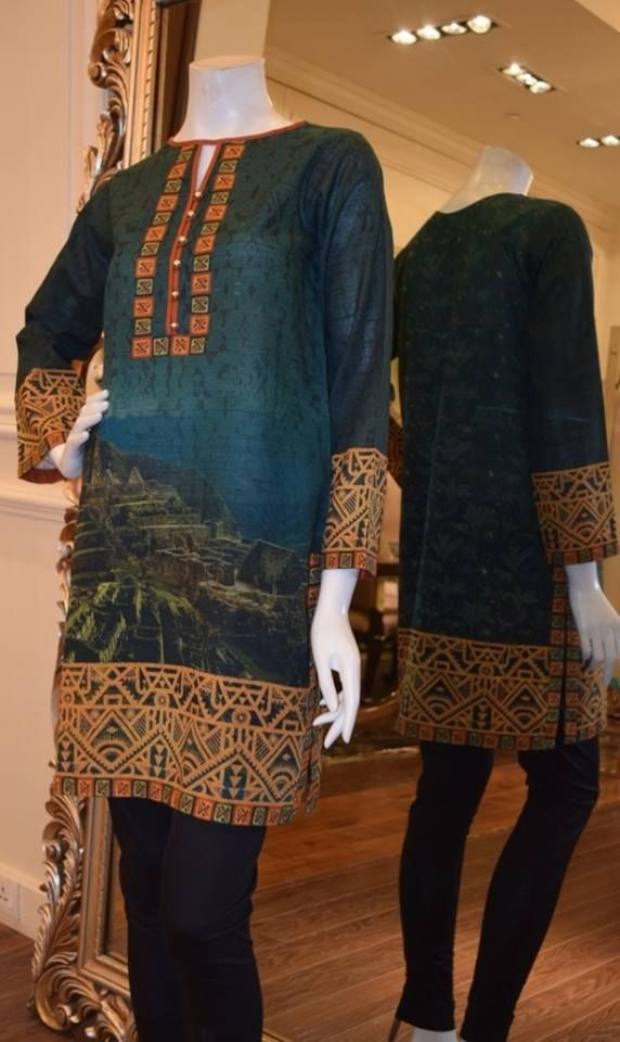 spring tunics threads motfiz collection