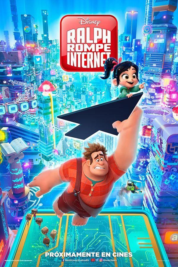 Ver Ralph Rompe Internet Pelicula Completa Online Descargar Ralph Rompe Internet Pelicula Completa En Espanol Latino Ralp Wreck It Ralph Bioskop Kristen Bell