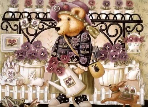 Nita Showers/Teddy Bear