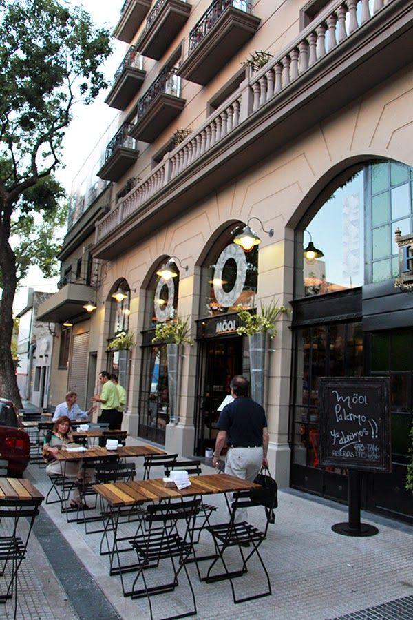 Restaurante Möoi Palermo, CABA, Buenos Aires