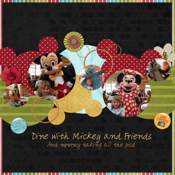 perfect for mickey and minnie pics!!