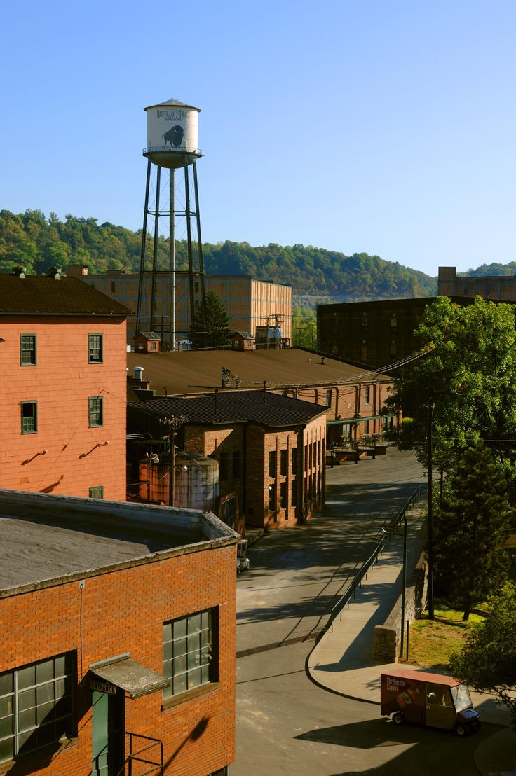Frankfort, KY - Buffalo Trace Distillery, the nation's oldest continuously operating distillery, has highly regarded tours and free tastings.