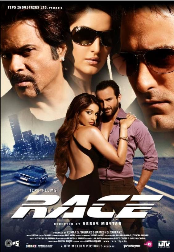 Working on Race was simply epic! Seeing this film being repetitively shown on TV is even more epic!  ... Watch Bollywood Entertainment on your mobile  FREE :  http://freelatestfullmoviedownload.blogspot.com/