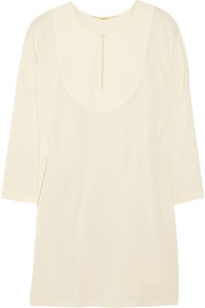 The perfect luxe coverup by The Row @NETAPORTERLuxe Coverup, The Row, Row Netaporter, Row Tunics, Perfect Luxe, Features Items