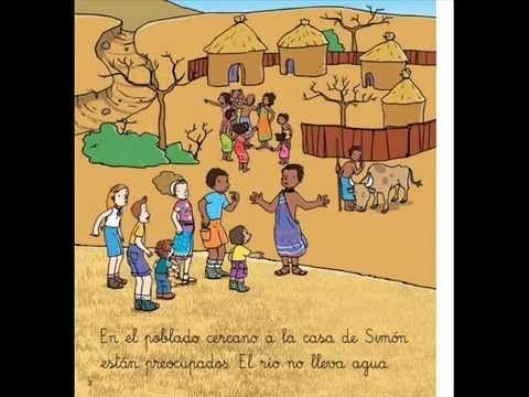 Viaje a África - Cuento para niños de 5 años