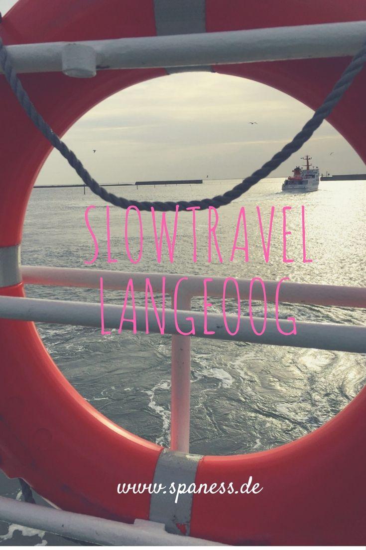 Langoog Urlaub im Mai - Slowtravelling, Wellness & Kreativität.